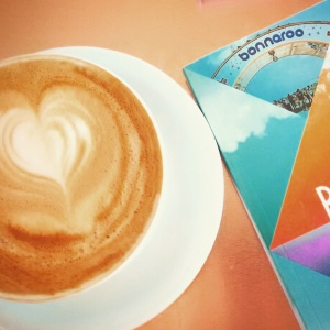 Coffee and Bonnaroo