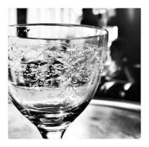 Ace Martini Glass 2