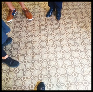 Floors and Shoes