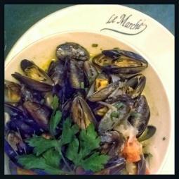 Le Marché - Mussels