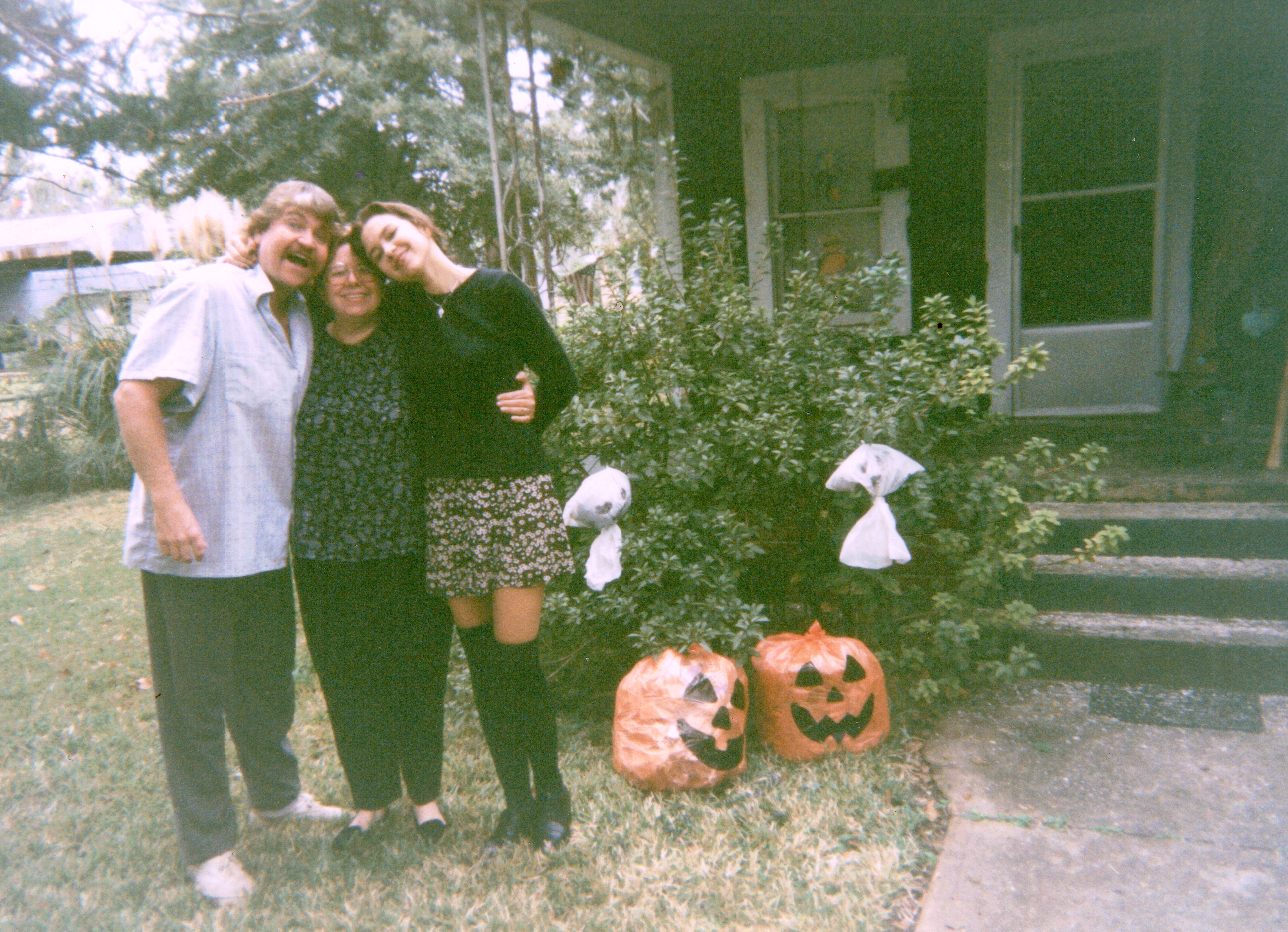 Mama Me and Johnny Halloween